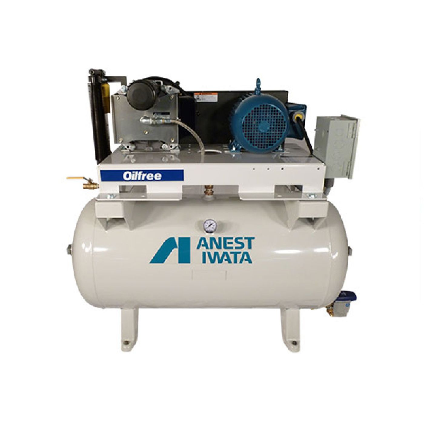 Picture of Anest Iwata Oil-Free Scroll Air Compressor