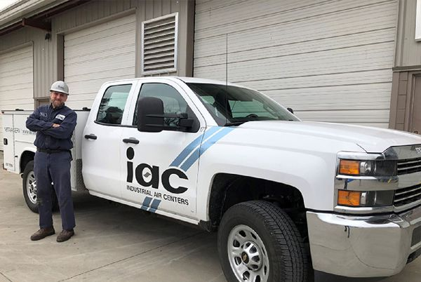 Picture Of IAC Service Technician