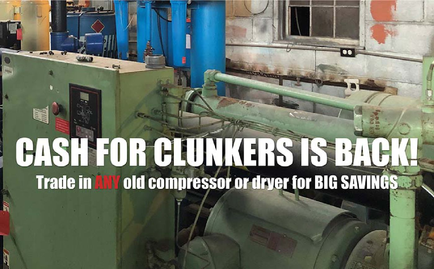 Picture Of Cash For Clunkers Campaign
