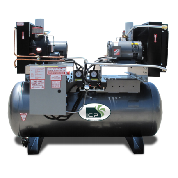 Picture Of ICP Reciprocating Compressor