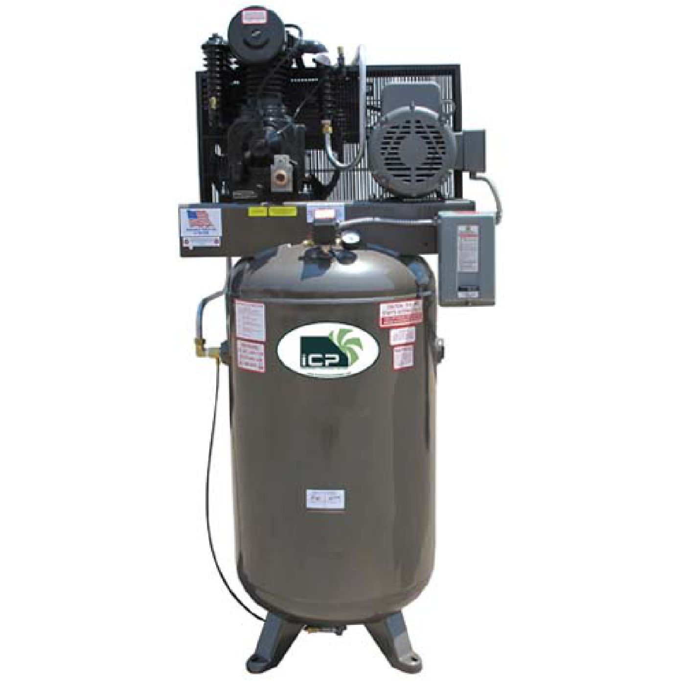 Picture Of ICP Vertical Air Compressor