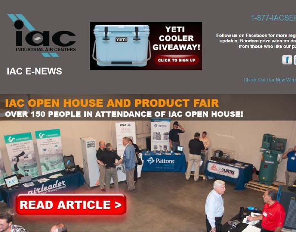 Picture of IAC Newsletter
