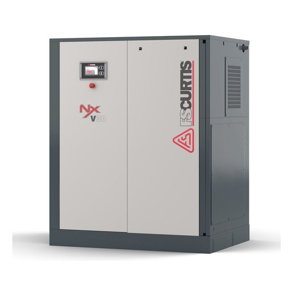 Picture Of FS Curtis rotary screw air compressor