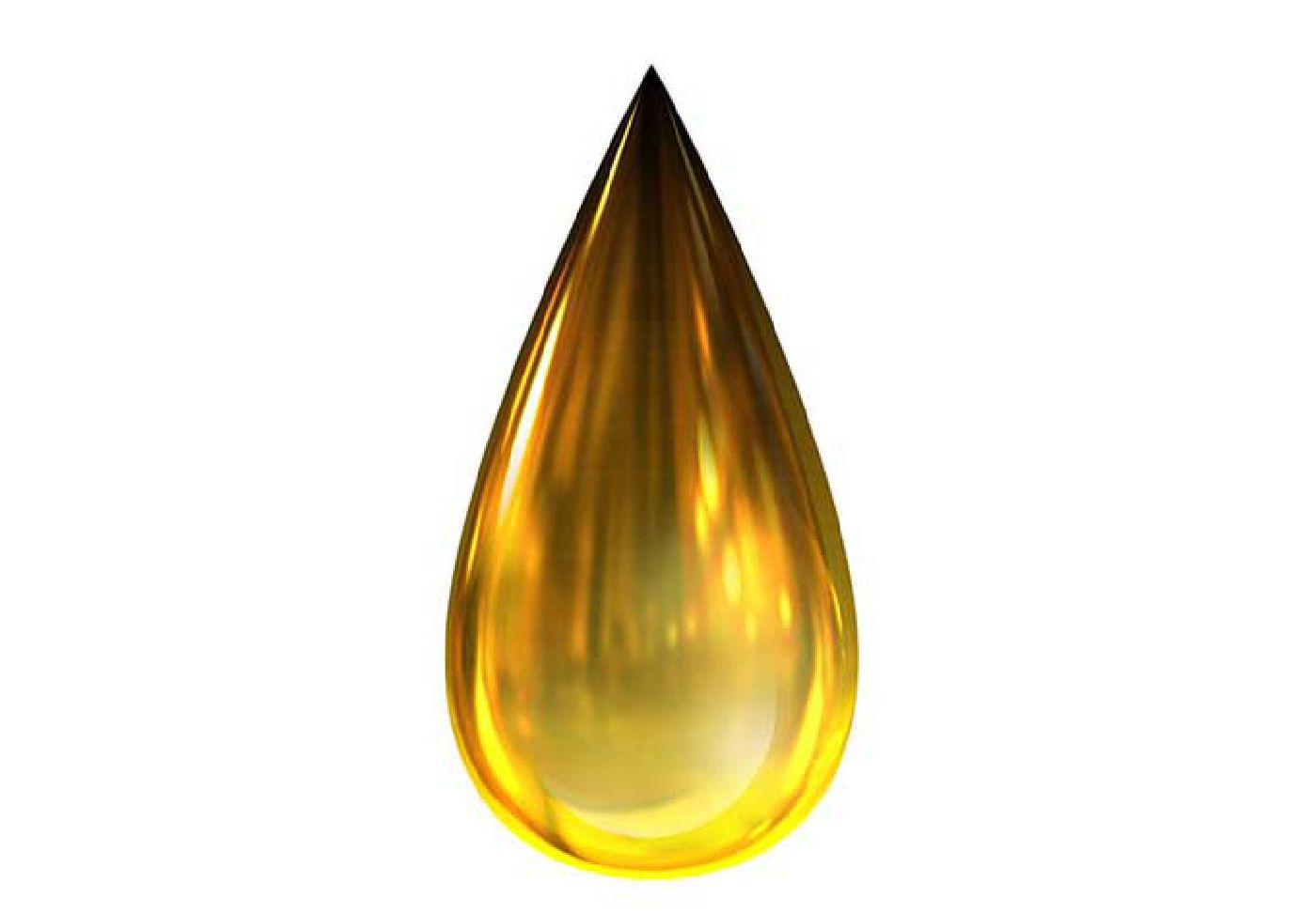 Picture Of Drop Of Lubricant Oil
