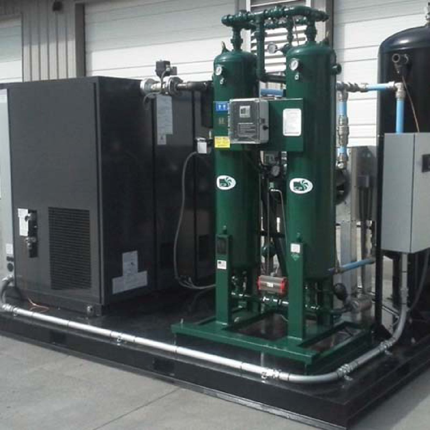 Picture Of IAC Packaged Air System Skid