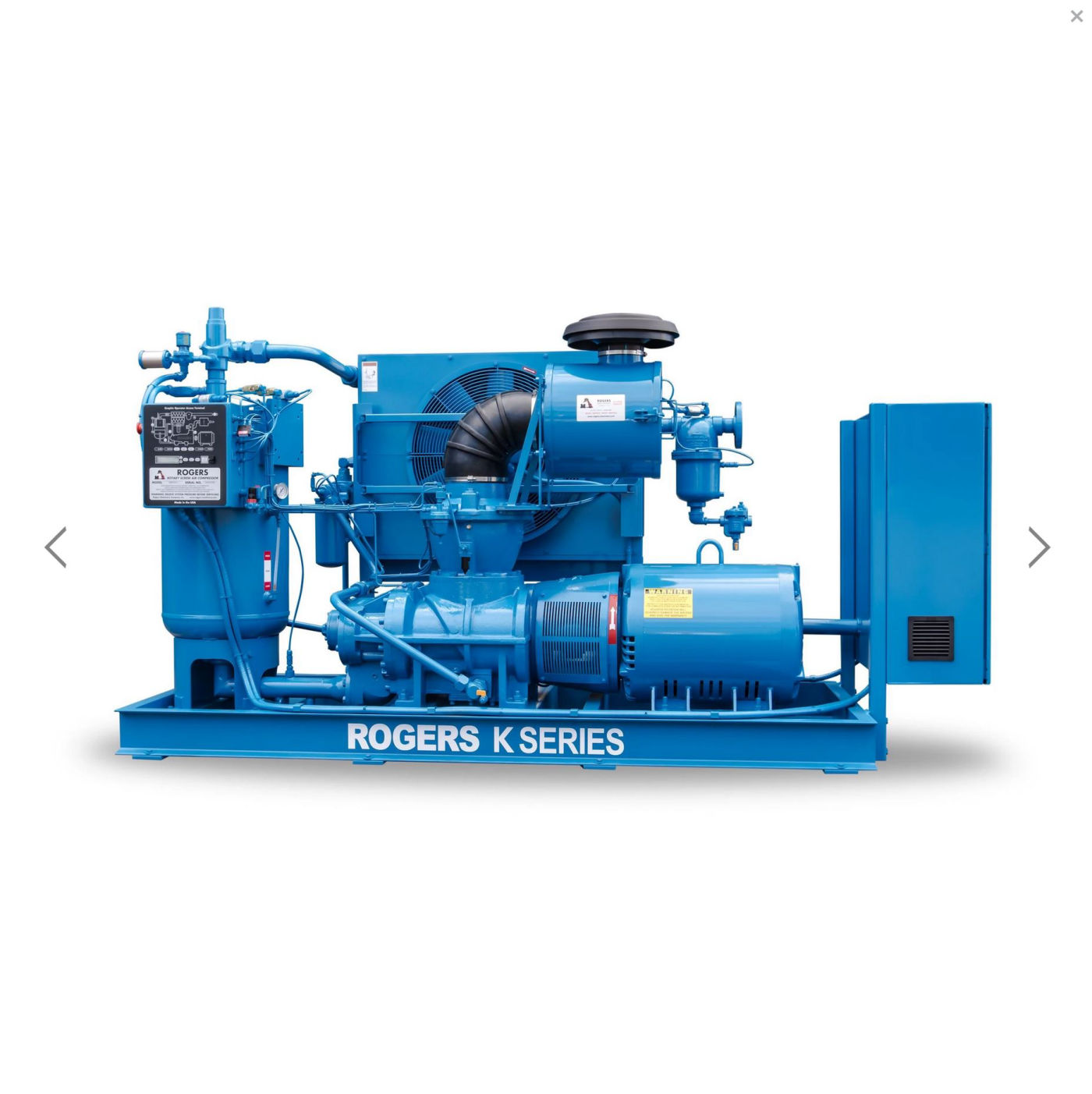 Picture of Roger Machinery K series Rotary Screw Air Compressor